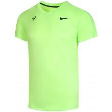 Tee-Shirt Nike Court Rafa Challenger Vert