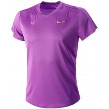 Tee-Shirt Nike Court Rafa Challenger Violet