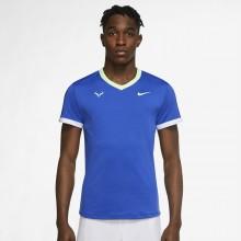 Tee-Shirt Nike Dri-Fit Rafa Bleu