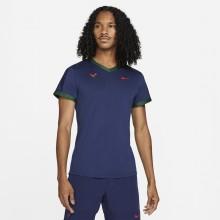 Tee-Shirt Nike Rafa New-York Marine