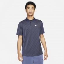 Polo Nike Court Slam Paris Obsidian