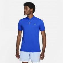 Polo Nike Nadal Slim 2.0 Bleu