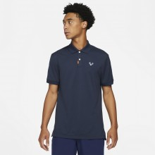 Polo Nike Nadal Slim 2.0 Marine
