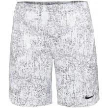 Short Nike Court Flex Victory 9IN Blanc