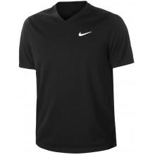 Tee-Shirt Nike Court Dry Victory Noir