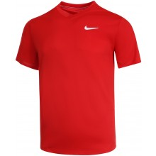 Tee-Shirt Nike Court Dry Victory Rouge