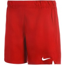 Short Nike Court Dry Victory 7in Rouge