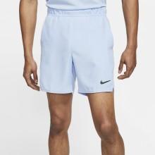 Short Nike Court Victory 7In Bleu