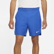 Short Nike Court Dri-Fit Victory 7In Bleu