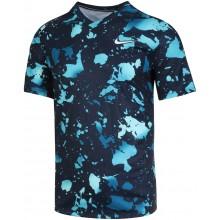 Tee-Shirt Nike Court Dry Victory Imprimé Marine