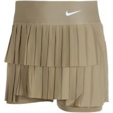 Jupe Nike Court Advantage Plissée Beige