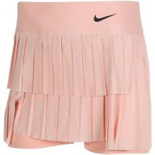 Jupe Nike Court Advantage Plissée Rose