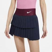 Jupe Nike Court Femme Advantage Plissée Obsidian