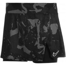 Jupe Nike Court Victory Straight Imprimée Noire