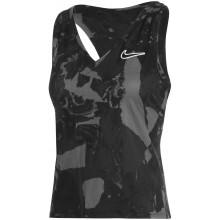 Débardeur Nike Court Victory Imprimé Noir