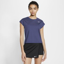 Tee-Shirt Nike Court Femme Victory Marine