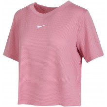 Tee-Shirt Nike Femme Court Advantage Rose