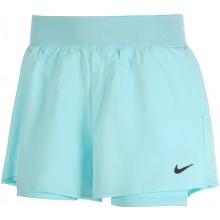 Short Nike Court Femme Victory Dry Bleu