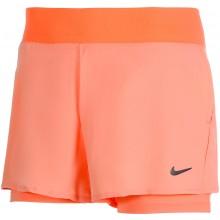 Short Nike Court Femme Victory Dry Orange