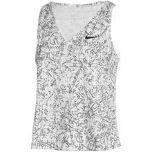 Débardeur Nike Court Femme Blanc
