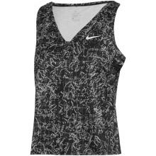 Débardeur Nike Court Femme Victory Print Noir