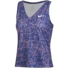 Débardeur Nike Court Femme Victory Print Violet