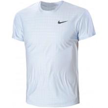 Tee-Shirt Nike Court Breathe Advantage Athletes Bleu