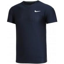 Tee-Shirt Nike Court Breathe Advantage Athlètes Marine