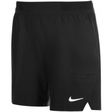 Short Nike Court Dry Advantage 7in Noir