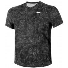 Tee-Shirt Nike Court Dry Victory Top Print Noir