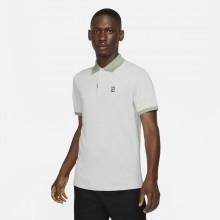 Polo Nike Slim Londres Blanc