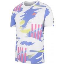 Tee-Shirt Nike Court Challenge Blanc