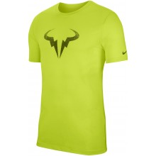 Tee-Shirt Nike Court Nadal Vert
