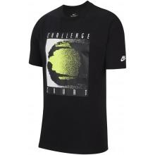 Tee-Shirt Nike Court Sportswear Noir