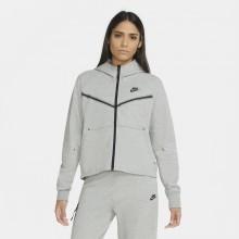 Veste Nike Femme Sportswear Tech Fleece Windrunner Grise
