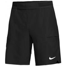 Short Nike Court Dry Advantage 9in Noir