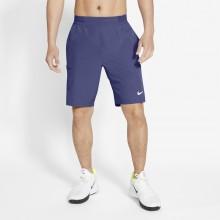 Short Nike Court Advantage 9IN Bleu