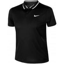 Polo Nike Court Dry Victory Piqué Noir