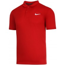 Polo Nike Court Dry Victory Rouge