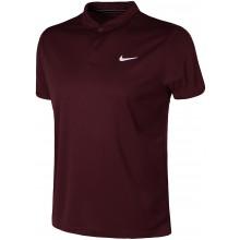 Polo Nike Court Victory Bordeaux