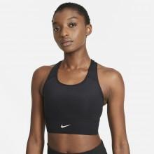 Brassière Nike Dri-Fit Swoosh Noire