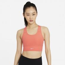 Brassière Nike Dri-Fit Swoosh Orange