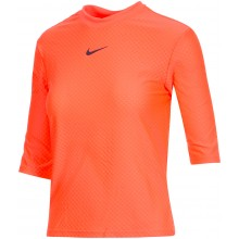 Tee-Shirt Nike Femme Sportswear Icon Clash Orange