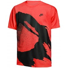 Tee-Shirt Nike Court Challenge Rouge