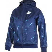 Veste Nike Nike Junior Sportswear RTLP Windrunner Bleue