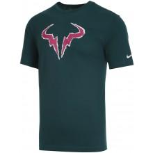 Tee-Shirt Nike Court Rafa Vert