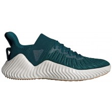 Chaussures Adidas Alpha Bounce Trainer Bleues