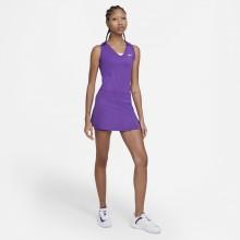 Jupe Nike Court Victory Straight Plus Violette