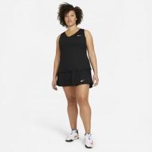 Jupe Nike Court Victory Flouncy Plus Noire