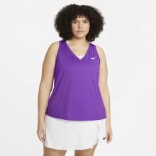 Débardeur Nike Court  Femme Victory Plus Violet